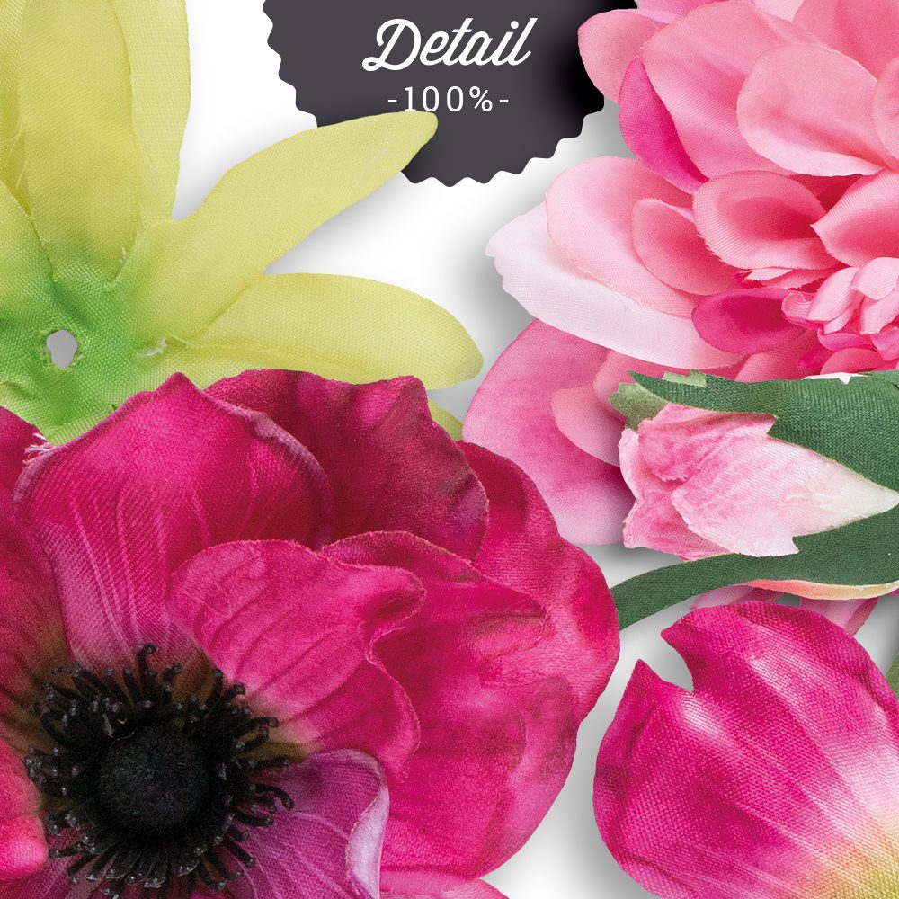 Flowers No.4 by Sahin Designs. Commercial Use Digital Scrapbook Supplies. Click to download the kit. Pin & save for later!