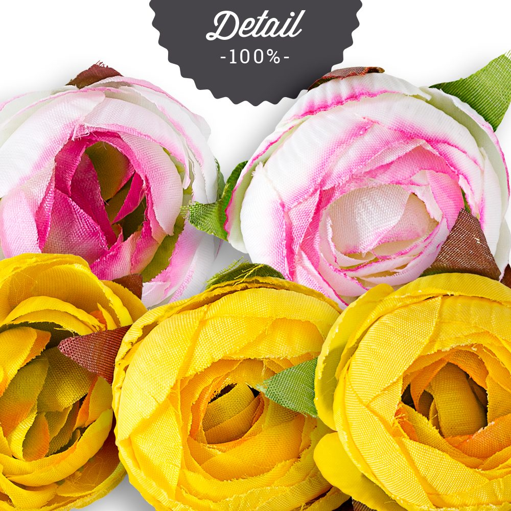 Flowers No.1 by Sahin Designs - Commercial Use Digital Scrapbook Supplies