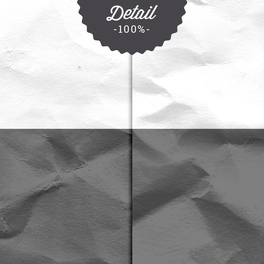 Crumpled Paper Textures by Sahin Designs. Commercial Use Digital Scrapbook Supplies. Click to download the kit. Pin & save for later!