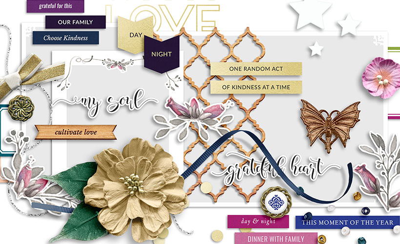 Ramadan Digital Scrapbook Collection by Sahin Designs. Click to download the kit. Pin & save for later!