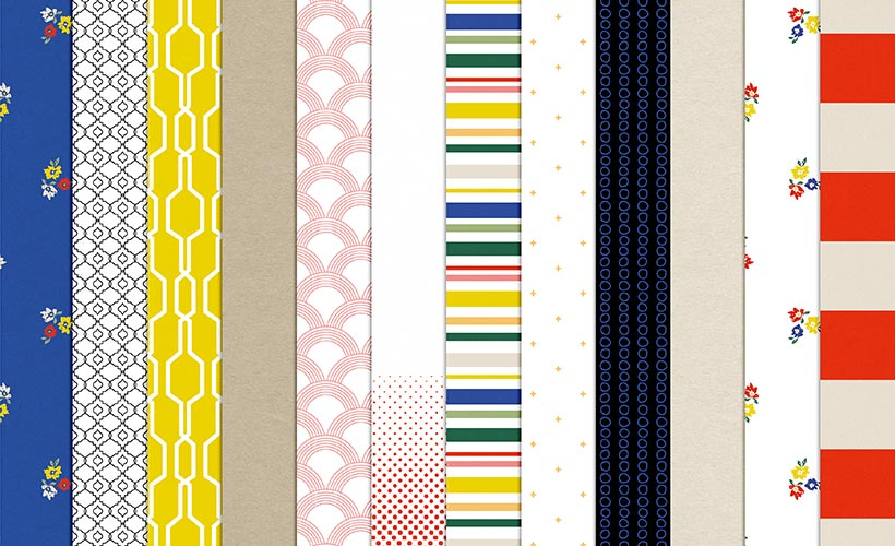 Shop Update | Circus Collection Papers & Alpha