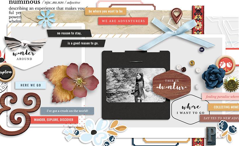 Shop Update | Jaunt Collection Elements and Pocket Cards & Dollar Deals