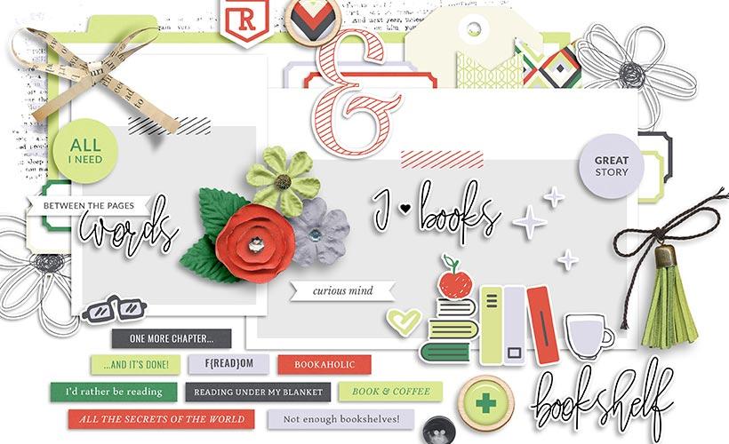 Shop Update | Bookmark Collection & Free Sampler