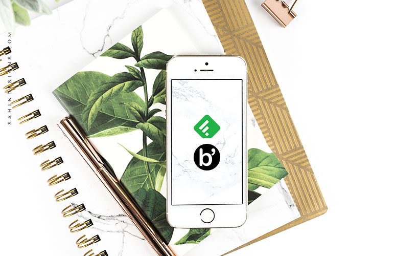 Sahin Designs on Bloglovin and Feedly