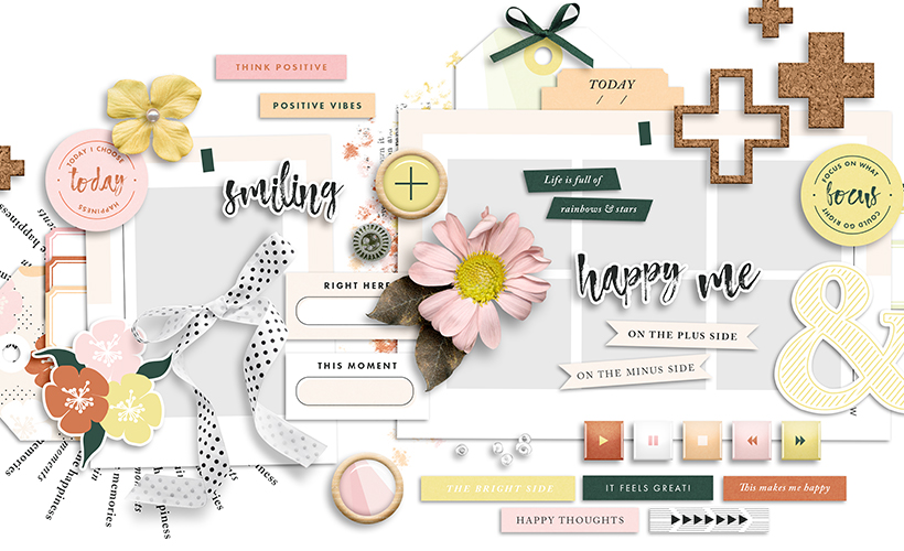 Shop Update   Plus Side Collection, November Layout Templates & 70% Off Black Friday Sale