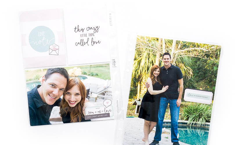 3 Tips for Creating a Quick Pocket Layout