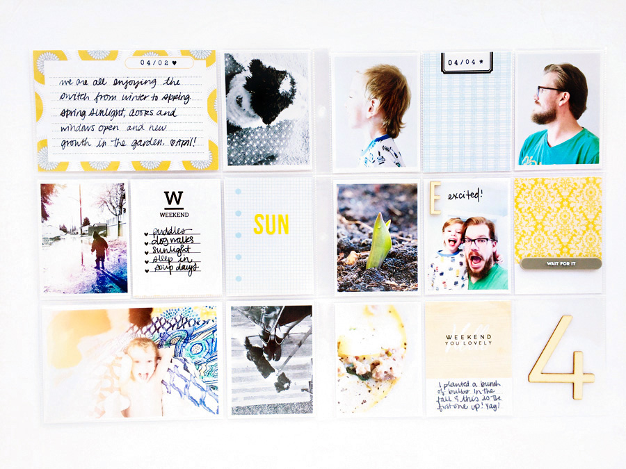 How to Deal With Odd Colors in Your Photos - Sahin Designs - Scrapbook Tips