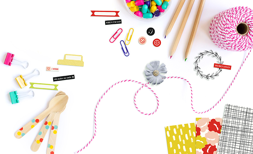 Mood Diary Digital Scrapbook Collection - Sahin Designs - Everyday Life