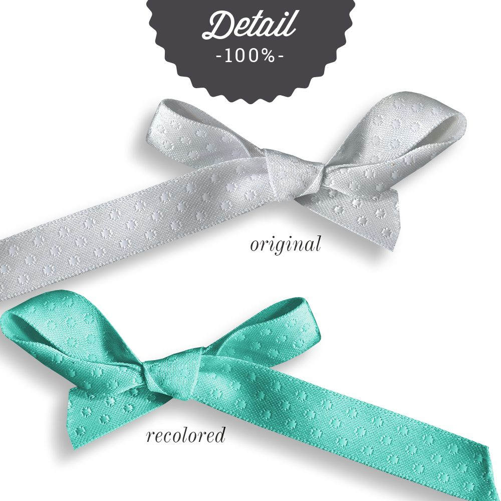 Extracted Polka Dot Ribbons - Sahin Designs - CU Digital Scrapbook