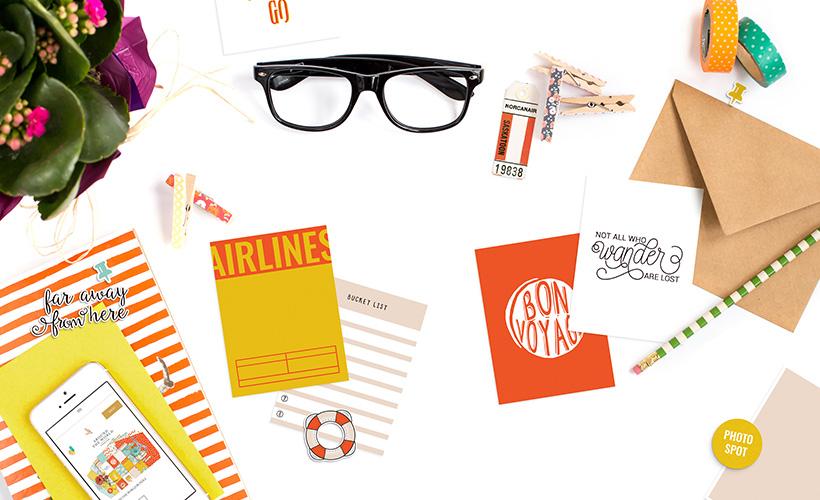 Around The World Digital Scrapbook Collection by Sahin Designs
