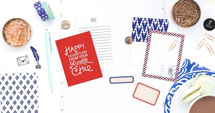 Dear Old Dad Digital Scrapbook Collection - Sahin Designs