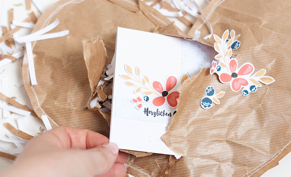 Different Ways to Wrap Cards - Part 3 - Sahin Designs