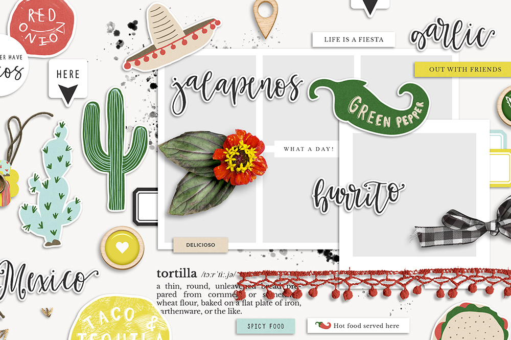 Shop Update | Mexican Food Day Collection