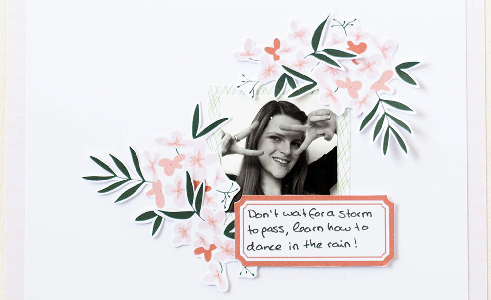 3 Ways to use white space on scrapbook layouts - Sahin Designs