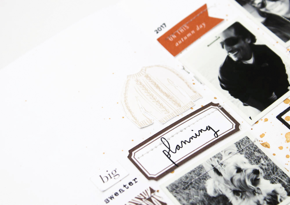 How to Showcase Many Photos in Traveler's Notebook - Sahin Designs - Scrapbook Tips