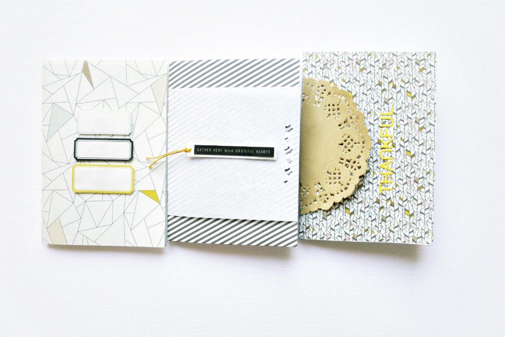 Make a gratitude notebook in 5 easy steps