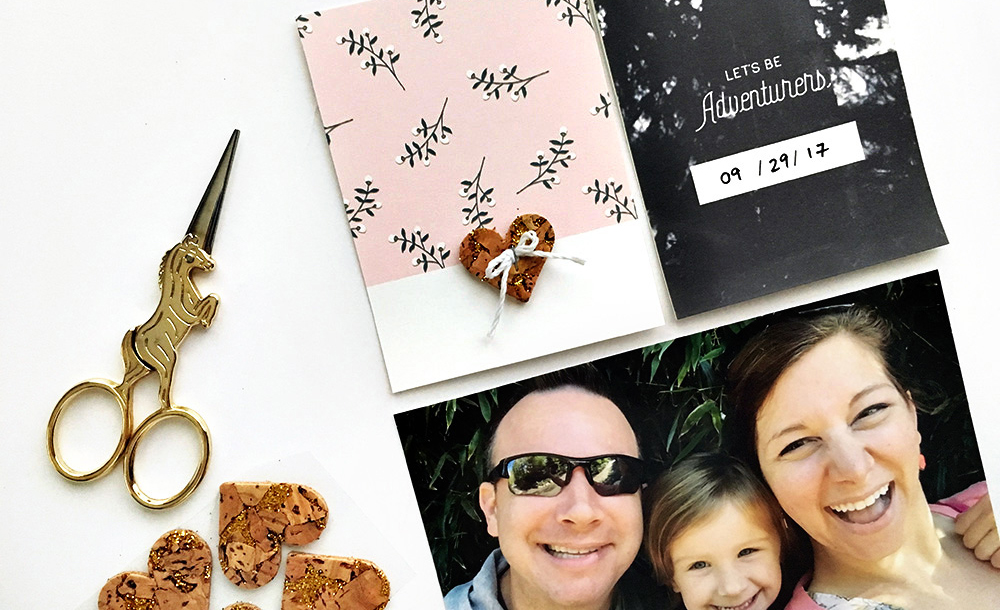 Why you should stick to one collection for your next scrapbooking project - Sahin Designs