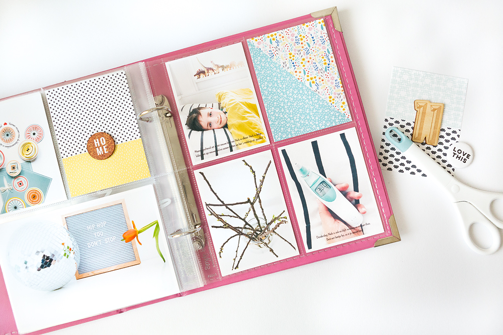 Three ways to make unique scrapbooking cards