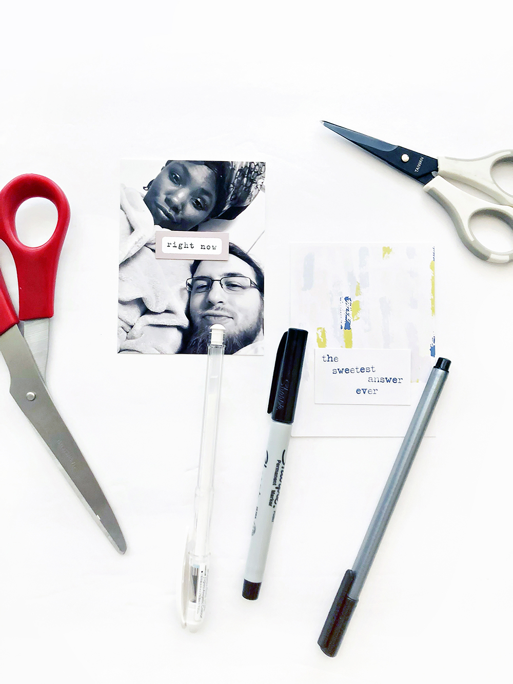 Make the switch from physical to hybrid scrapbooking in 4 easy steps - Sahin Designs