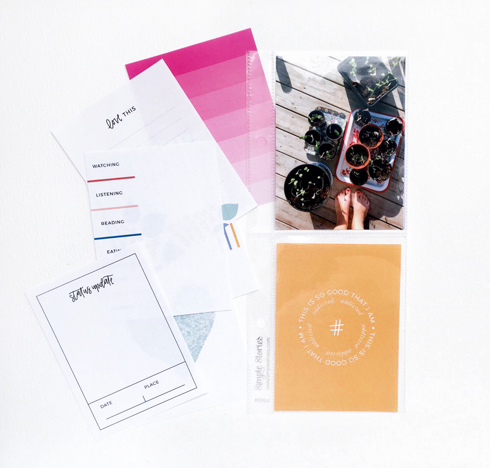 5 trends in scrapbooking right now - Sahin Designs