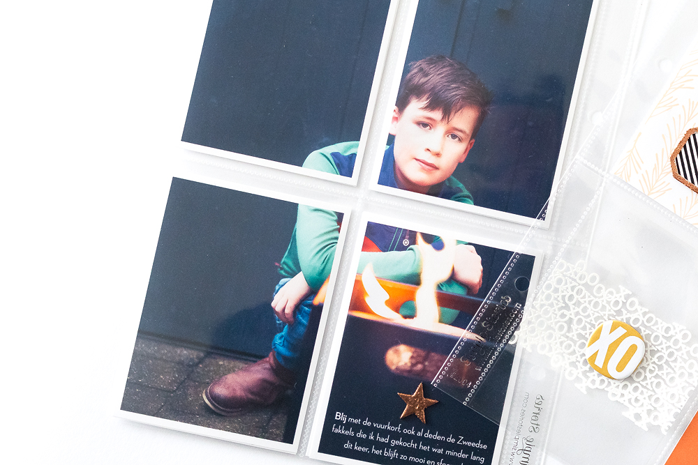 No photos? No problem! 4 ways of scrapbooking with few or no photos