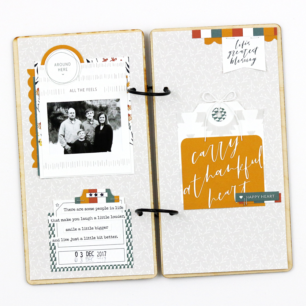 5 ways to use pocket cards on Traveler's Notebook layout - Sahin Designs