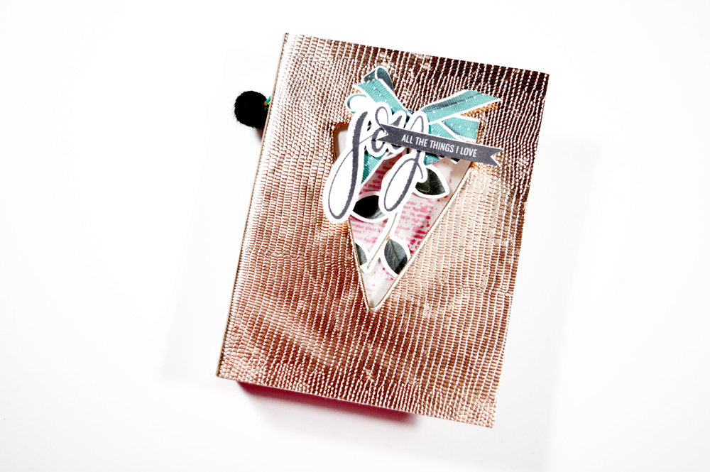 How to make your own hardcover scrapbook album