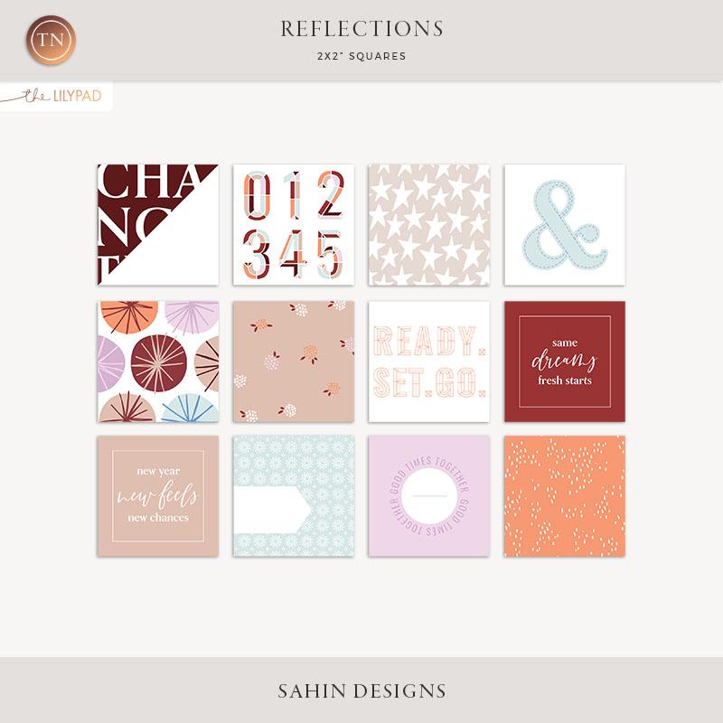 Reflections Traveler's Notebook Kit - Sahin Designs