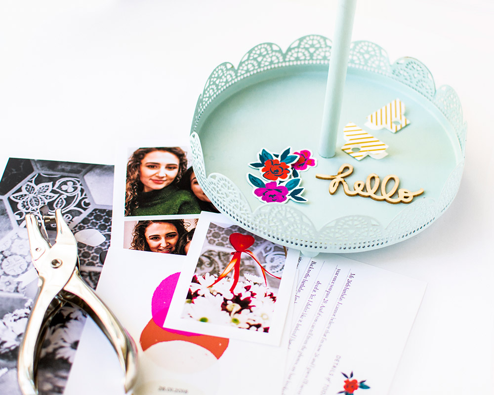 Print better scrapbook supplies and layouts at home - Sahin Designs