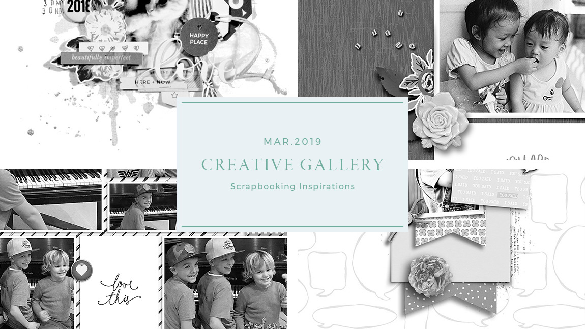 March Creative Gallery