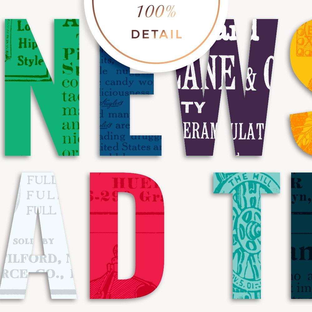 Advertisement Photoshop Layer Styles - Sahin Designs - CU Digital Scrapbook