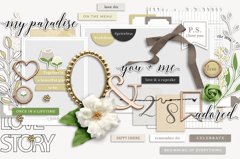 Shop Update | Special Day collection + April templates