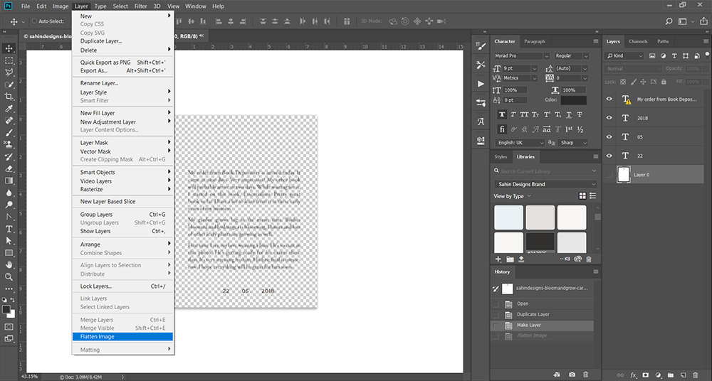 sahin designs, pocket scrapbooking, print journaling, hybrid scrapbooking,