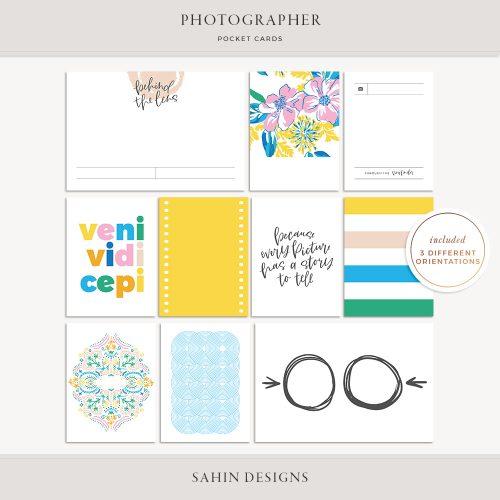 sahin designs, photography, scrapbooking supplies, scrapbook paper, hybrid scrapbooking, project life, printable pocket card, printable project life,