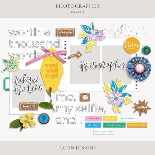 sahin designs, photography, scrapbooking supplies, scrapbook paper, hybrid scrapbooking, digital ephemera,