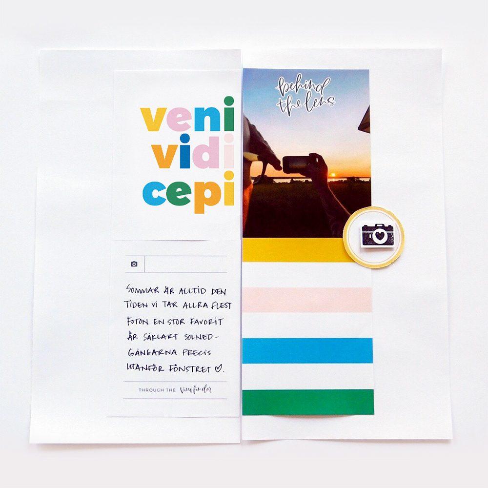 scrapbook layout, scrapbook page, scrapbook inspiration, scrapbook idea, hybrid scrapbook layout, travelers notebook layout