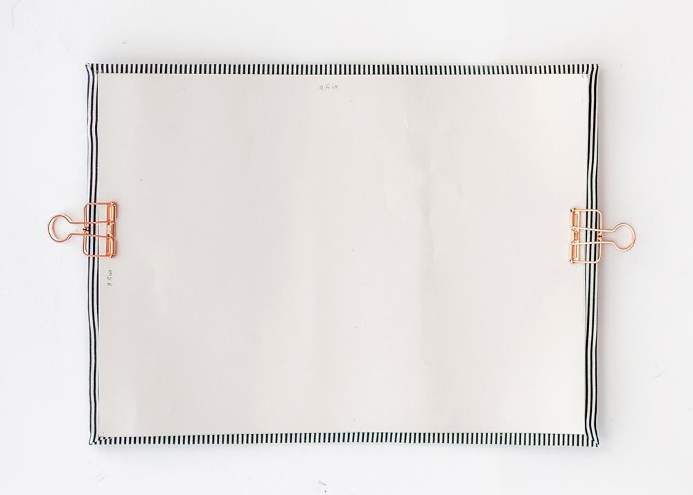 How to make ring binder scrapbook album at home