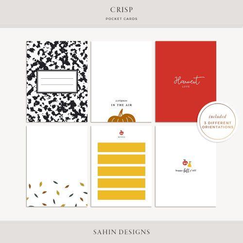 digital scrapbooking, scrapbooking, printable scrapbook supply, project life, pocket card, journal card, autumn scrapbook, fall scrapbook, sahin designs