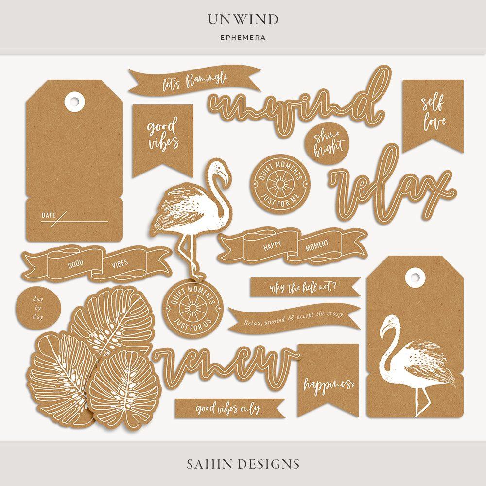 Unwind Ephemere -Sahin Designs