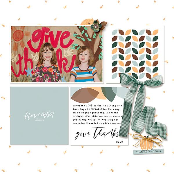 Scrapbook Layout Inspiration - Sahin Designs