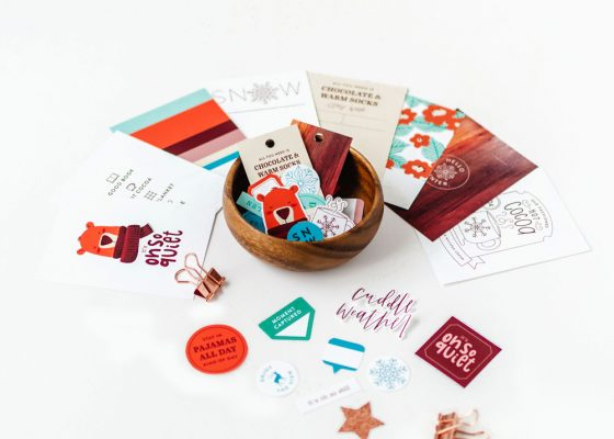 Hibernate Digital Scrapbook Collection - Sahin Designs