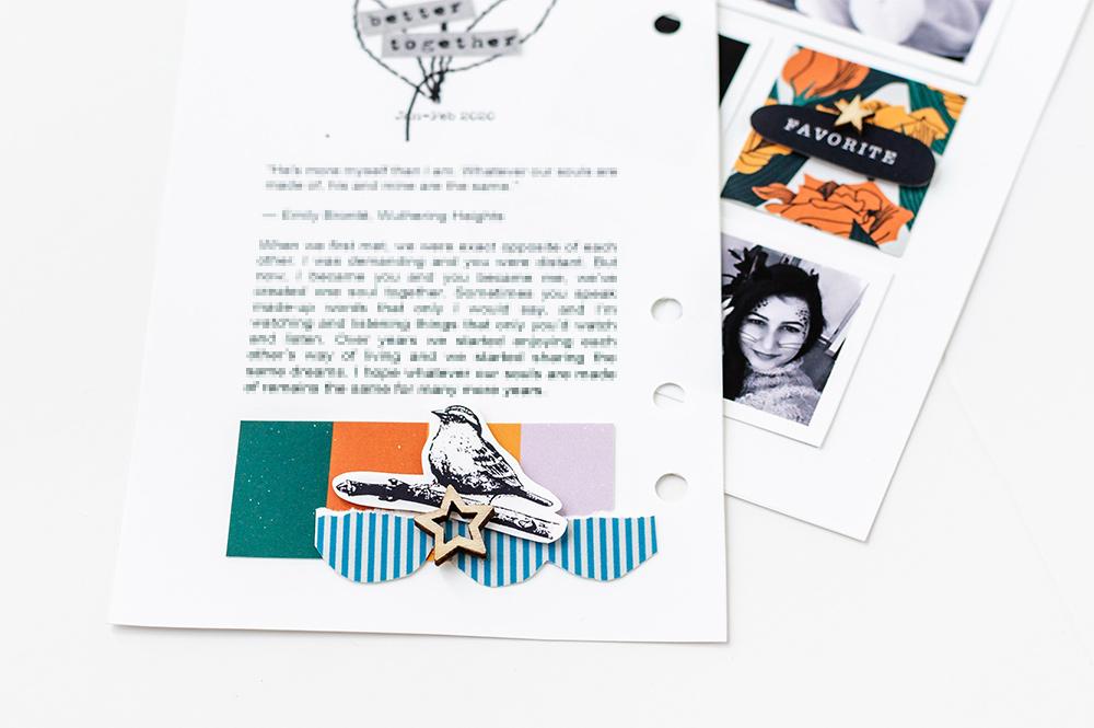 Birds of a Feather Digital Scrapbook Collection - Sahin Designs & Rachel Jefferies