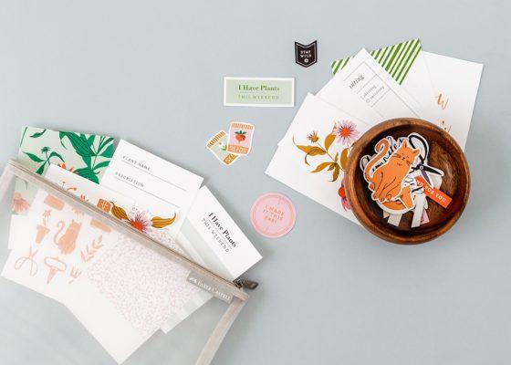 Garden Helper Digital Scrapbook Collection - Sahin Designs