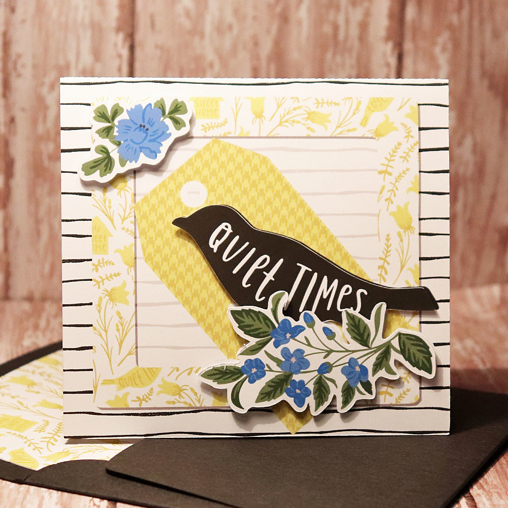 Hybrid Scrapbook Inspiration - Sahin Designs