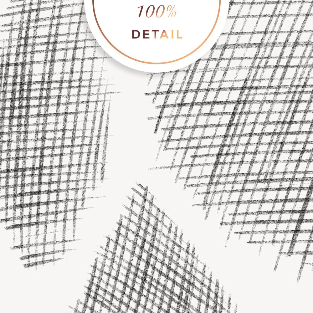 Cross hatched geometric Photoshop brushes - Sahin Designs - CU Digital Scrapbook