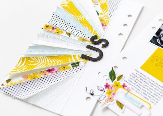 Scrapbook Recipe Challenge May 2020 - Sahin Designs