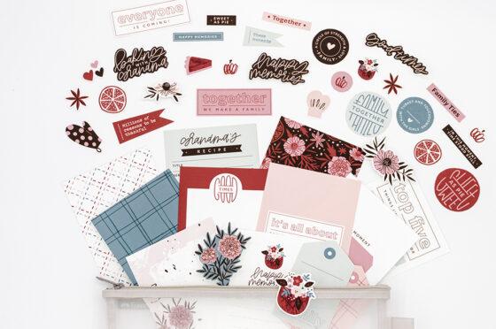 Good Times Digital Scrapbook Collection - Sahin Designs