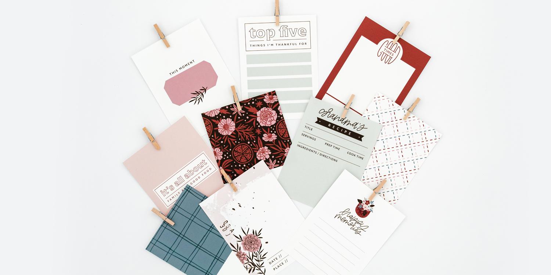 Sahin Designs - Good Times - Scrapbook Collection Designs