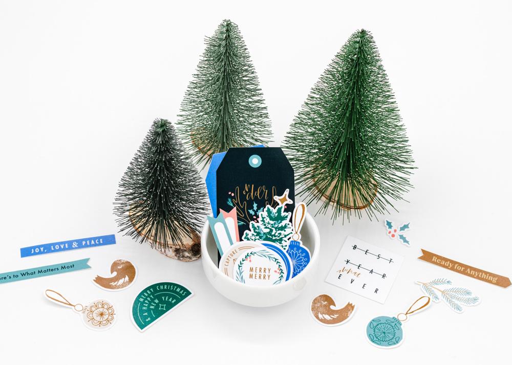 Oh Deer Digital Scrapbook Collection - Sahin Designs
