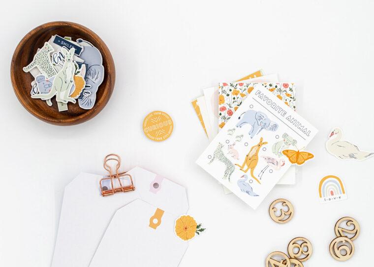 Little One Digital Scrapbook Collection - Sahin Designs